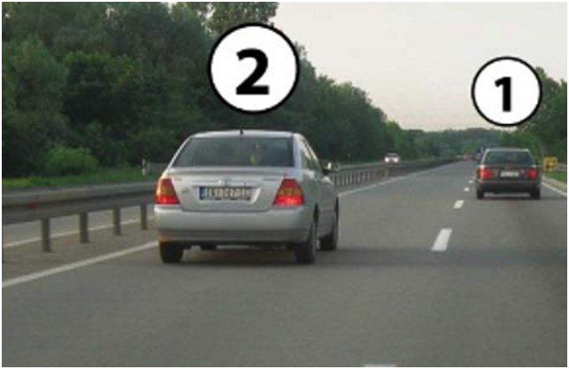 Kretanje vozilom na putu van naselja