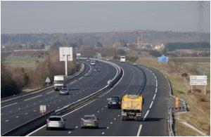 autoput sa tri i više traka po smeru