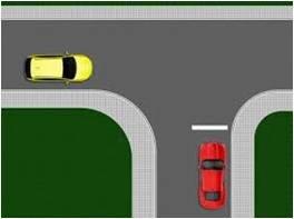 zaustavljanje vozila ispred zaustavne linije