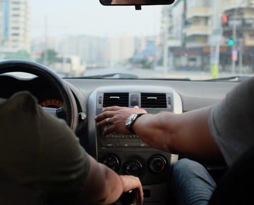 komisija na polaganju za voznju